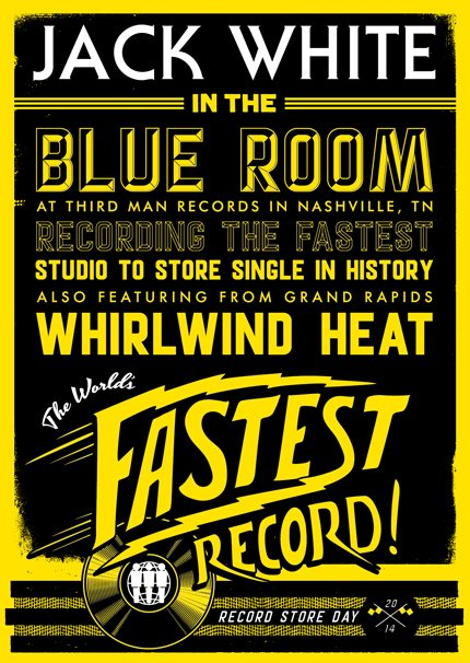 Record Store Day 2014 © Official Site