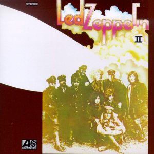 Led Zeppelin - II - Artwork