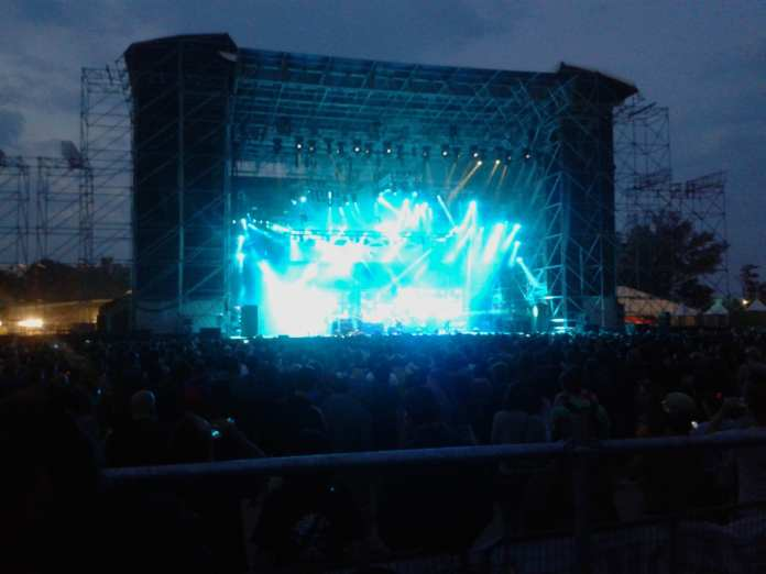 I Pixies al Rock in Idro 2014