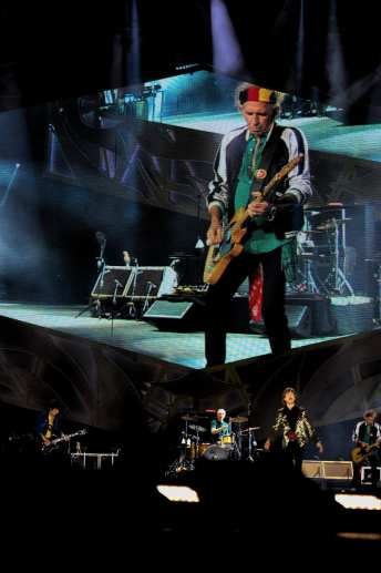 The Rolling Stones - 14 ON FIRE Tour, Circo Massimo - Ph. © Angelo Moraca