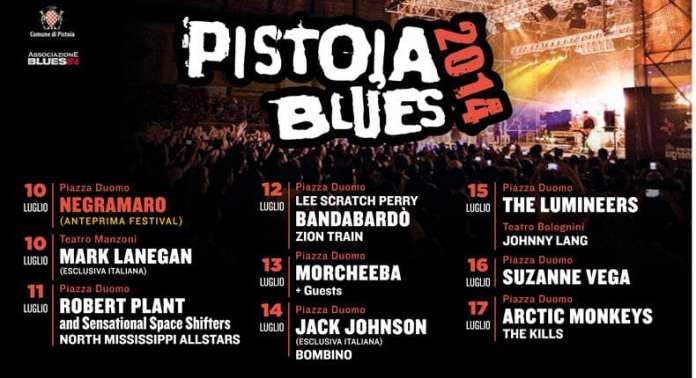 Pistoia Blues Festival 2014