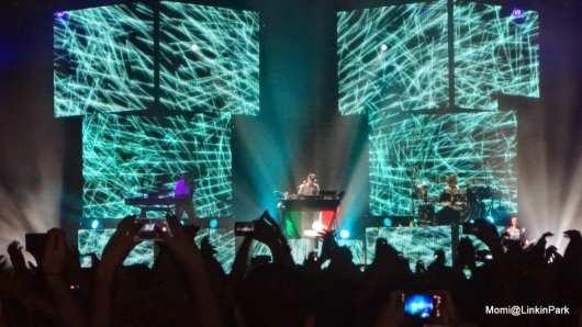 Mike Shinoda | Linkin Park live Milano | © Momi