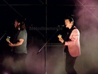 Gli Artic Monkeys chiudono il Pistoia Blues Festival   © Melodicamente