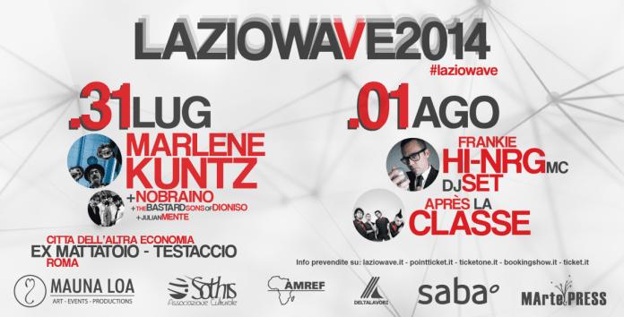 laziowave festival 2014