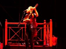 Wesley Keith Schultz al Pistoia Blues Festival | © Melodicamente