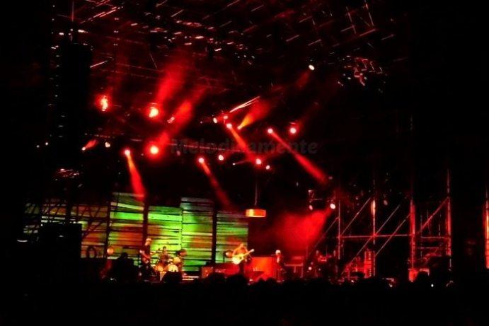 Il concerto di Jack Johnson al Pistoia Blues 2014 | © Melodicamente