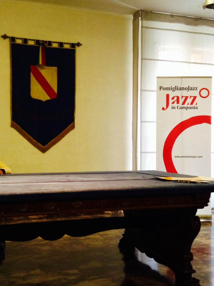 Pomigliano Jazz in Campania - Conferenza Stampa - Ph. © Angelo Moraca
