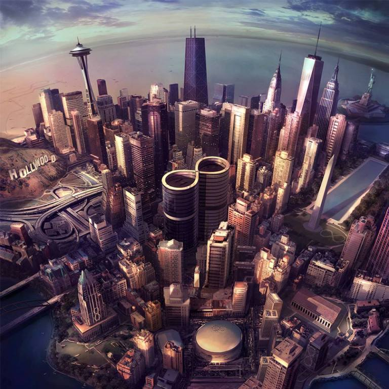"I Foo Fighters svelano ""Sonic Highways"", il nuovo album"