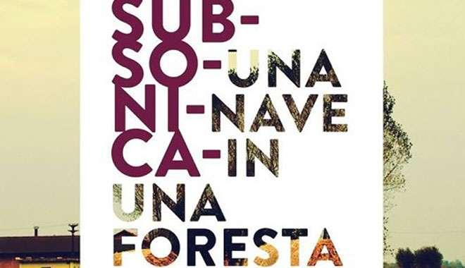Subsonica - Una nave in una foresta - Artwork