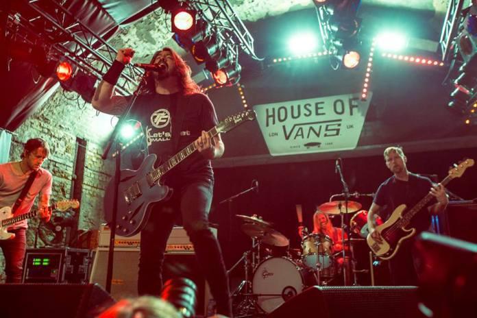 Foo Fighters, nuovi concerti annunciati dopo gli Invictus Game