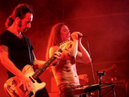 Xabier Iriondo e Manuel Agnelli | © Melodicamente