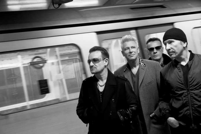 """U2, tutte le date dell' """"Innocence and Experience Tour"""""""