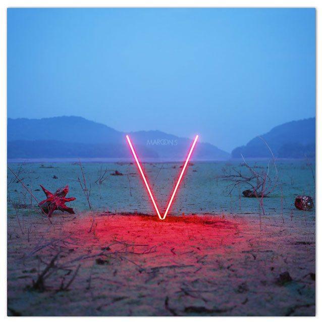 """I Maroon 5 già piazzano """"V"""" al primo posto su iTunes"""