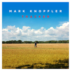 Mark Knopfler - tracker - Artwork