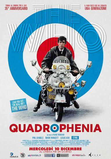 """""""Quadrophenia"""", film ispirato all'album degli Who al cinema"""