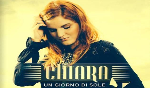 Chiara Galiazzo - Un giorno di sole - Artwork