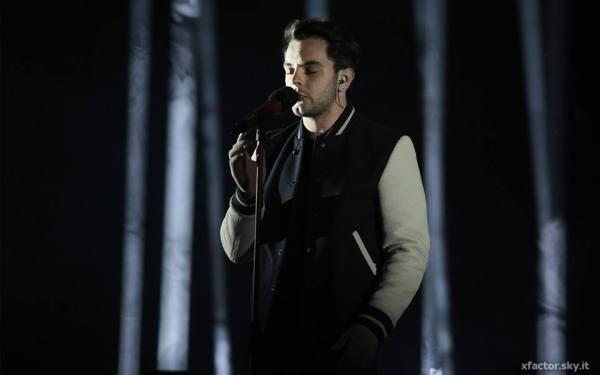Lorenzo @ X Factor Official Facebook