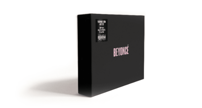 Beyoncé Platinum Edition Box Set dal 25 Novembre
