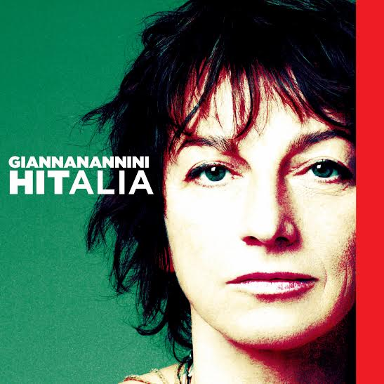 Gianna Nannini - Hitalia - Artwork