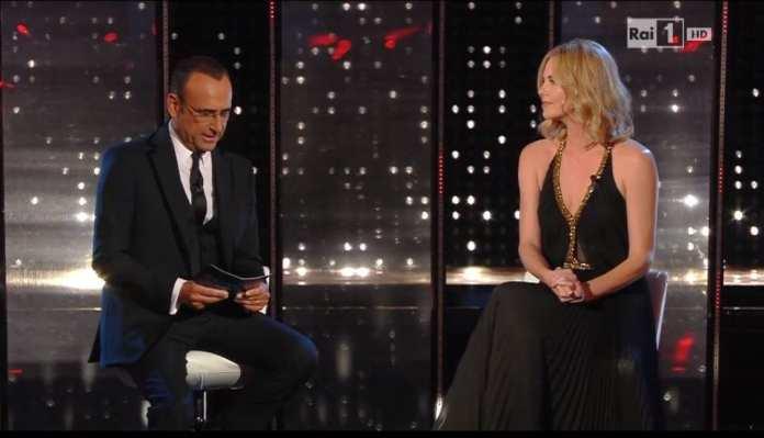 Sanremo 2015: L'Ariston acclama Il Volo. Incantevole Charlize