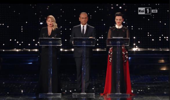 Sanremo buona la prima. Standing ovation per Tiziano Ferro