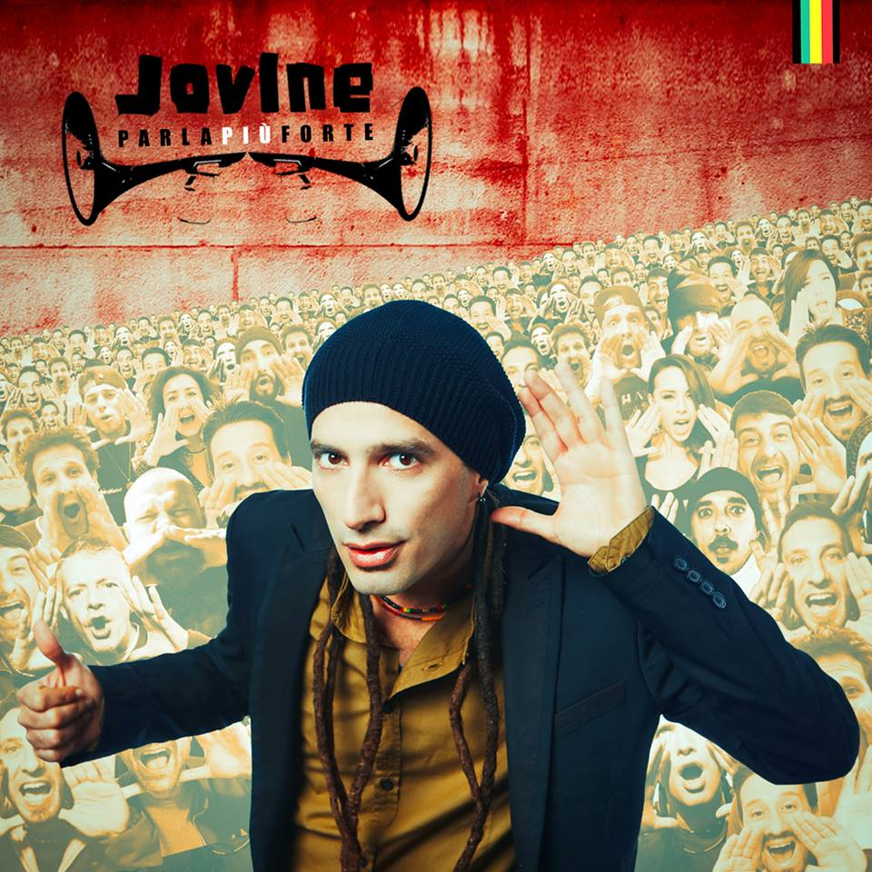 Jovine - Parla più Forte - Official Artwork