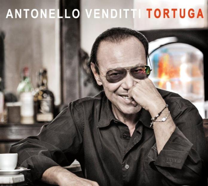"""""""Tortuga"""" nuovo album di Antonello Venditti"""