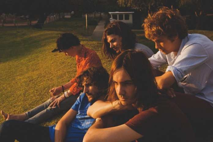 Tame Impala photo by Matthew Saville © Facebook