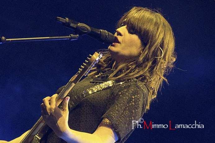 Carmen Consoli - L'abitudine di tornare tour - Modena | © Mimmo Lamacchia