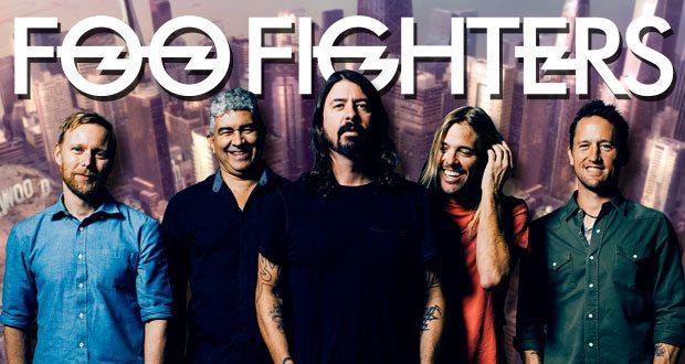 I Foo Fighters in Italia a Bologna e Torino
