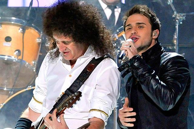 Brian May - Adam Lambert