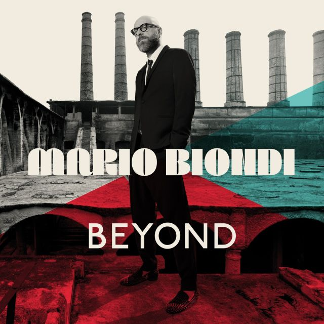 Mario Biondi - Beyond - Artwork