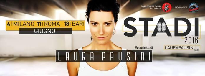 "Laura Pausini annuncia ""Simili""  e il tour 2016 su Facebook"