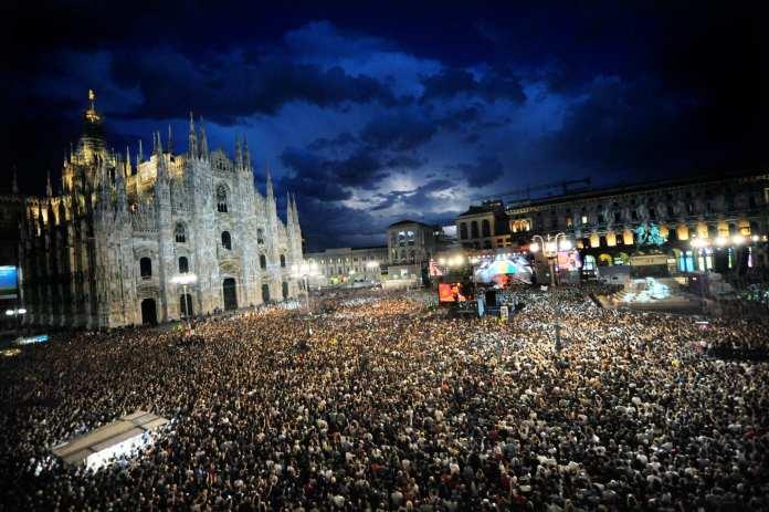 """Ligabue apre """"RadioItaliaLive – Il Concerto"""""""