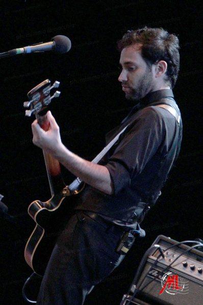 Asaf Avidan in concerto al Teatro Romano di Verona   © Mimmo Lamacchia