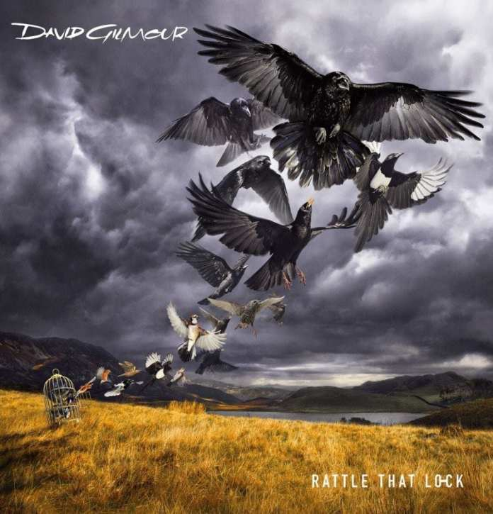 "David Gilmour - ""Rattle That Lock"" - Official Artwork"
