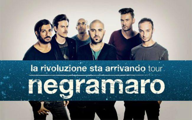 """""""Attenta"""" nuovo singolo dei Negramaro e date tour"""
