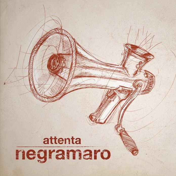 Negramaro - Attenta - artwork