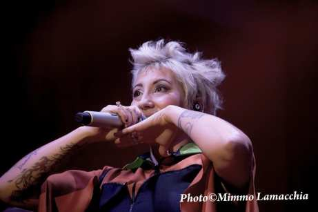 Malika Ayane - Tour Naif - Palabam Mantova 17 ottobre 2015