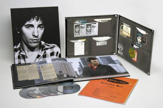 """Arriva """"The Ties That Bind: The River Collection"""" di Springsteen"""