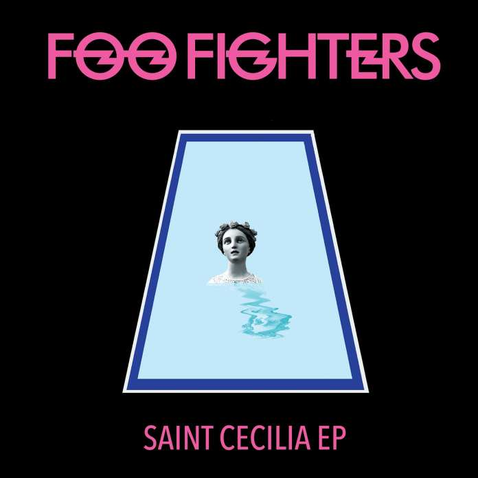 Foo Fighters - Saint Cecilia EP - Artwork