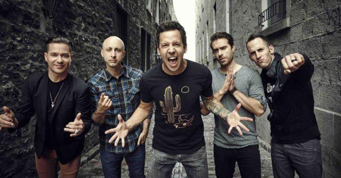 Simple Plan: nuovo album e tour in Italia a Marzo