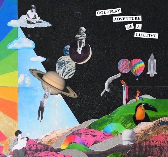 "Coldplay: ""Adventure Of A Lifetime"". Video"