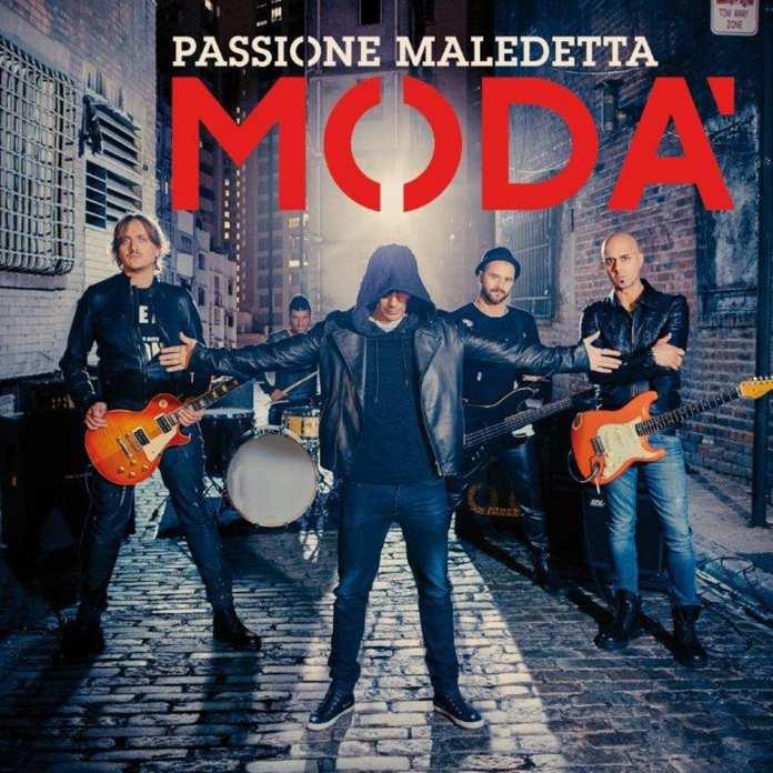 """""""Passione Maledetta"""" dei Modà primo in pre order su Itunes"""