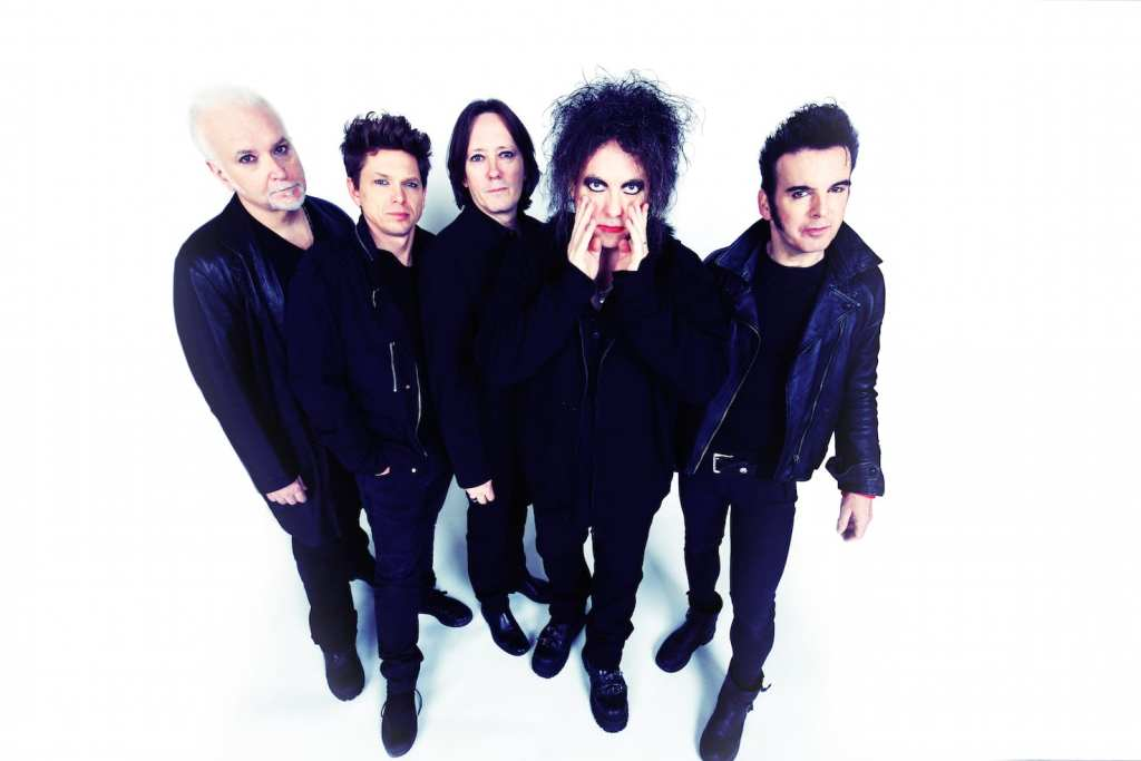 The Cure arrivano in Italia con 3 date del tour | © Andy Vella