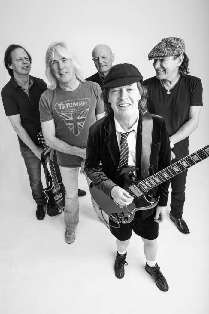 Rock or Bust World Tour degli AC/DC in Europa nel 2016