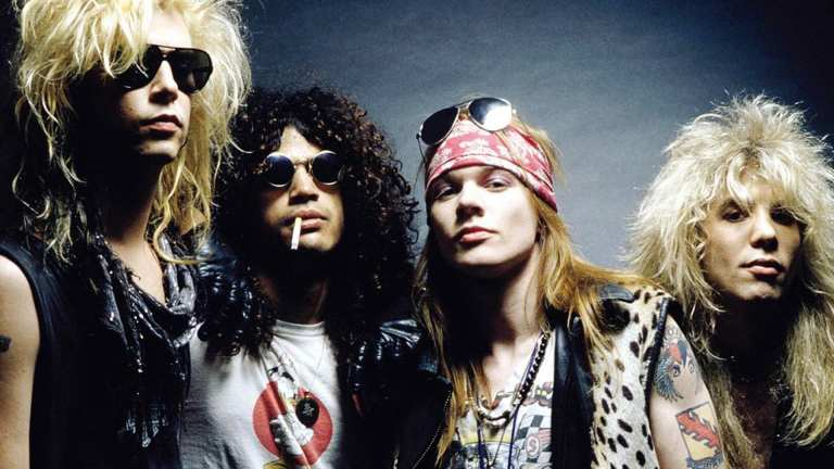 Reunion dei Guns N' Roses al Coachella Festival