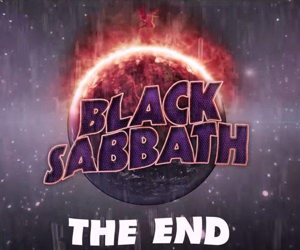 "Black Sabbath - ""The end"" - Artwork"