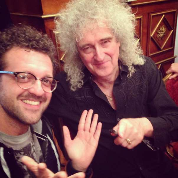 Brian May e Kerry Ellis | © MelodicaMente