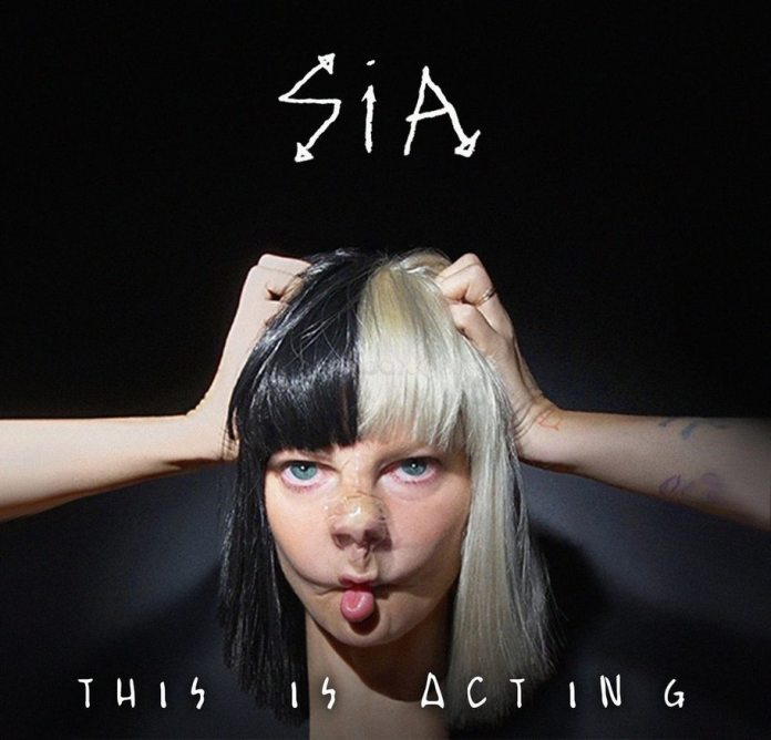 "Sia - ""This is acting"" - Cover"